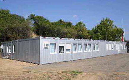 Shipping Containers for Conversion