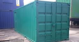 Green storage container